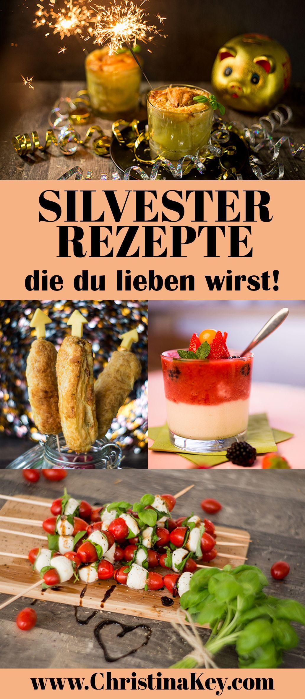 Rezept Idee für Silvester - Köstliche Rezepte für Silvester die Du lieben wirst! Wow Faktor und Geschmackserlebnis garantiert! ! Jetzt entdecken auf CHRISTINA KEY - dem Fotografie, Blogger Tipps, Rezepte, Mode und DIY Blog aus Berlin, Deutschland #newyearsevefood