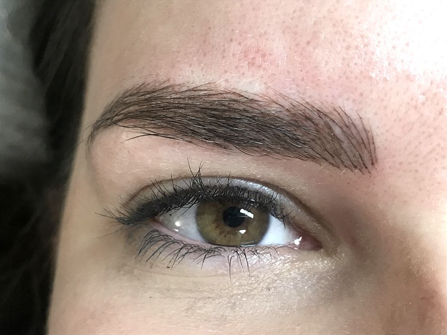 Eyebrow tattoos everything you need to know about