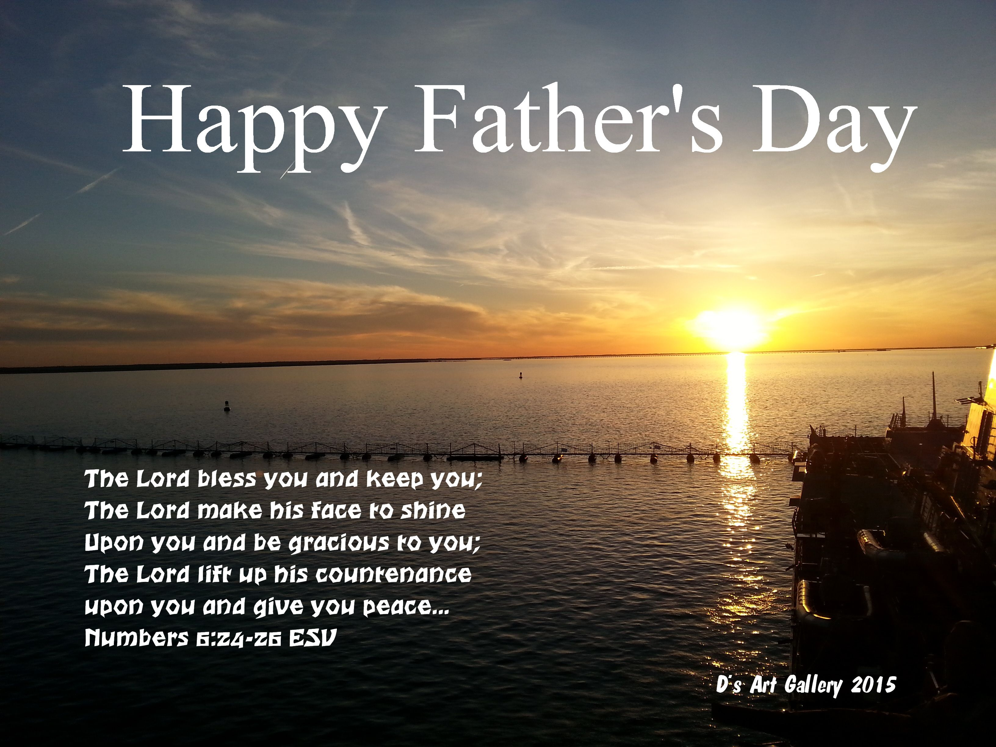 Happy Father's Day   Sunday Worship Service 130 (Lifting up our ...