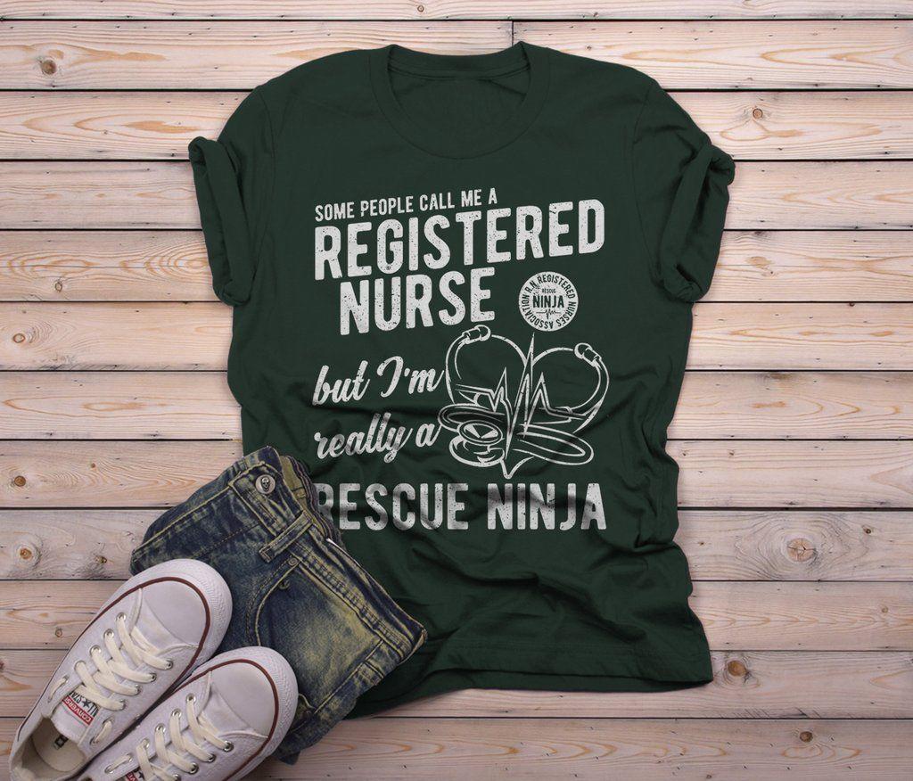 Men S Funny Rn Nurse T Shirt Rescue Ninja Shirt Registered Nurses Shirt Nursing Shirts Registered Nurse Shirts Nursing Tshirts,Professional Creative Graphic Designer Letterhead Design