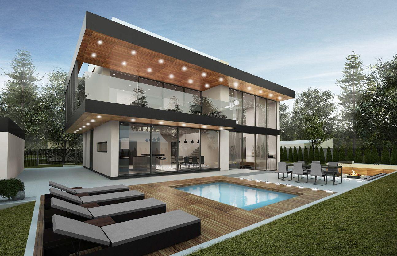 Villa in stockholm 1 parela la aurora ultra modern homes archi design modern glass