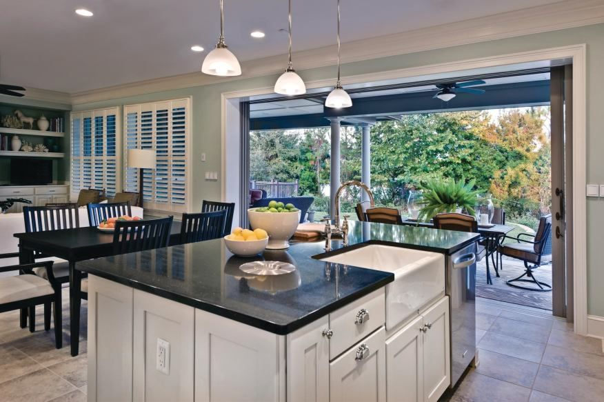 Builder S Concept Home 2011 Kitchen Plans Kitchen Counter Decor