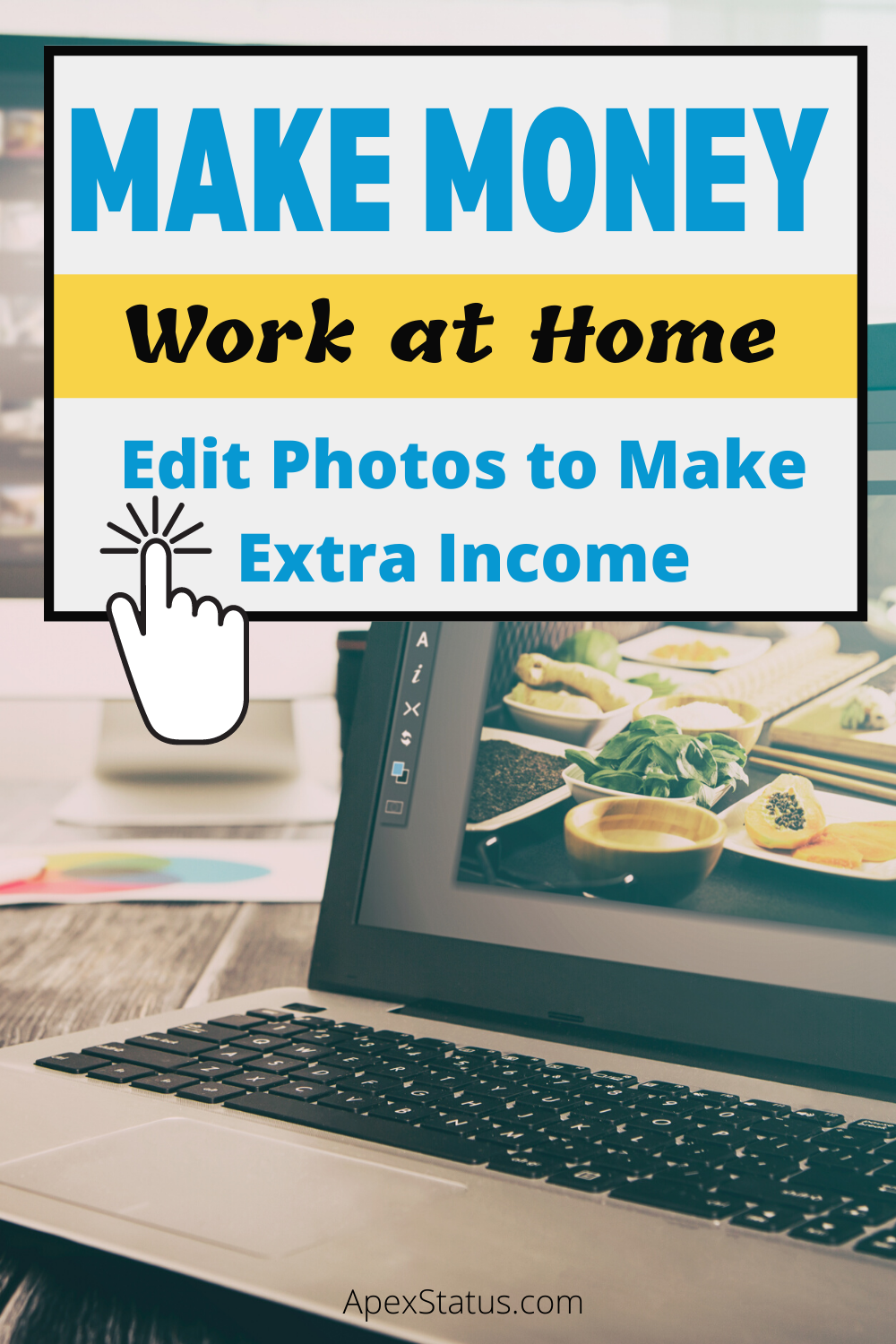 How To Make Money Online Using Photoshop