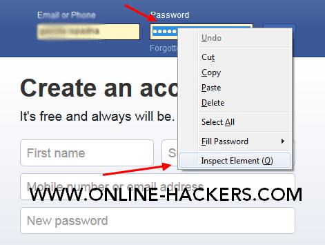 برنامج تهكير الفيس First Names New Password Names