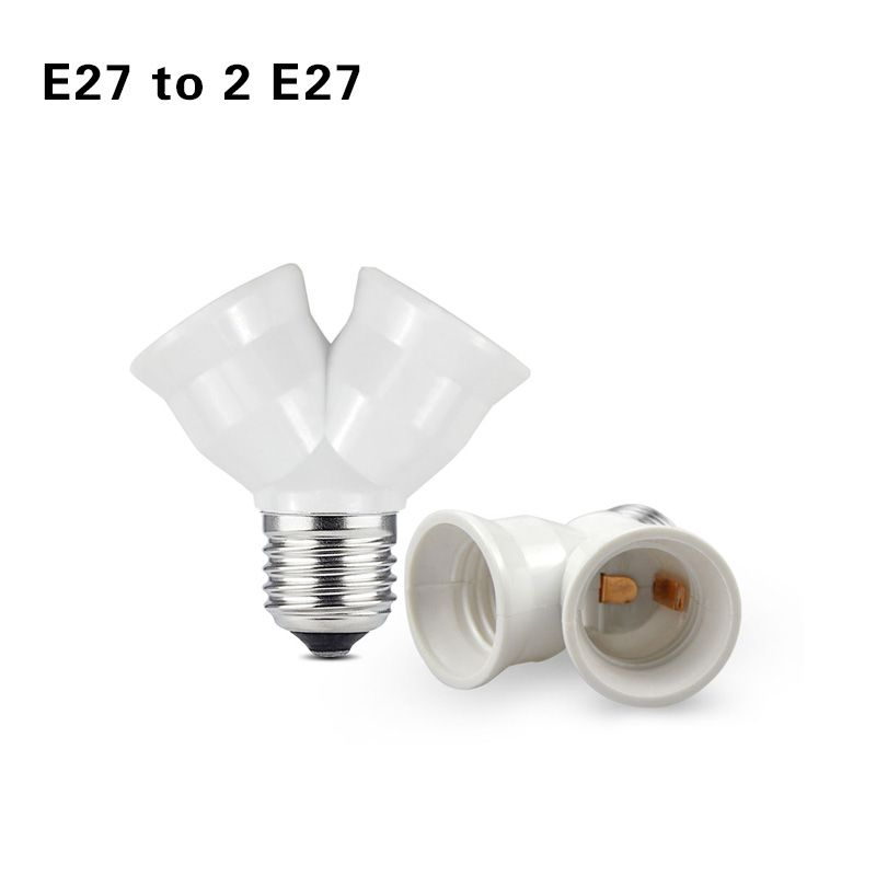 High Quality E27 E14 E12 Gu10 B22 Base Mutual Conversion Lamp Holders Converter Socket Adapter Lampholders For Light Bulb Adapter Bulb Adapter Light Bulb Lamp
