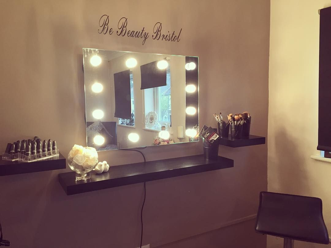 Makeup Day #airbrushmakeup #hollywoodmirror #mac #makeupartist  #wakeupandmakeup #instamakeup #makeupaddict. Mirrored VanityVanity MirrorsDressing  Table ...