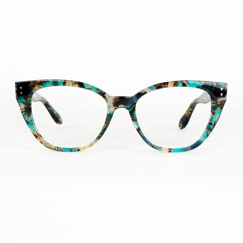 2ca974a3b9ff New Tiffany   Co Eyeglasses TF 2063 8124 Ocean Turquoise 52MM Frames