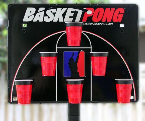 Basket Pong A Fun Twist On Basketball