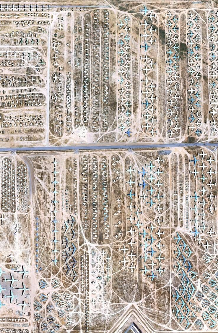 Sh sh show me my house on google earth - Google Earth Image Of An Airplane Graveyard