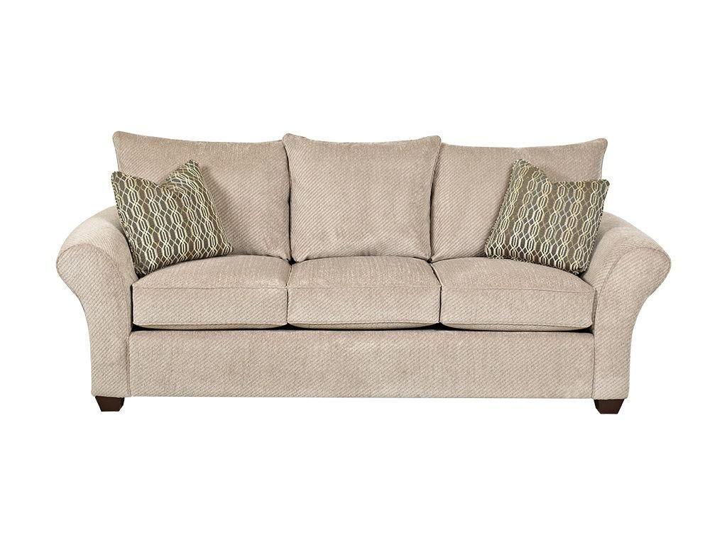 Charmant Klaussner Living Room Fletcher Sofa 36600 S   Klaussner Home Furnishings    Asheboro, North Carolina