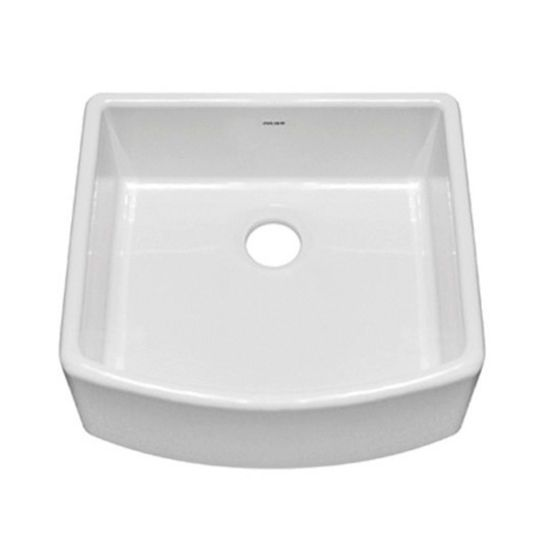 F110 Series Fireclay Kitchen Sink Sale Price 695 26 30 Mm 1 125 Material Thickness Dimensions May Vary By Single Bowl Kitchen Sink Sink Kitchen Sink