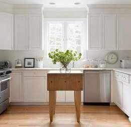 50 Ideas Kitchen White Shaker Cabinets Marbles #whiteshakercabinets