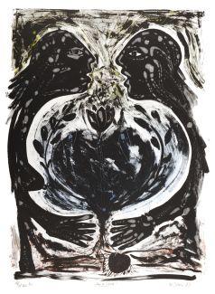 Willibald Storn - Rop og skrik