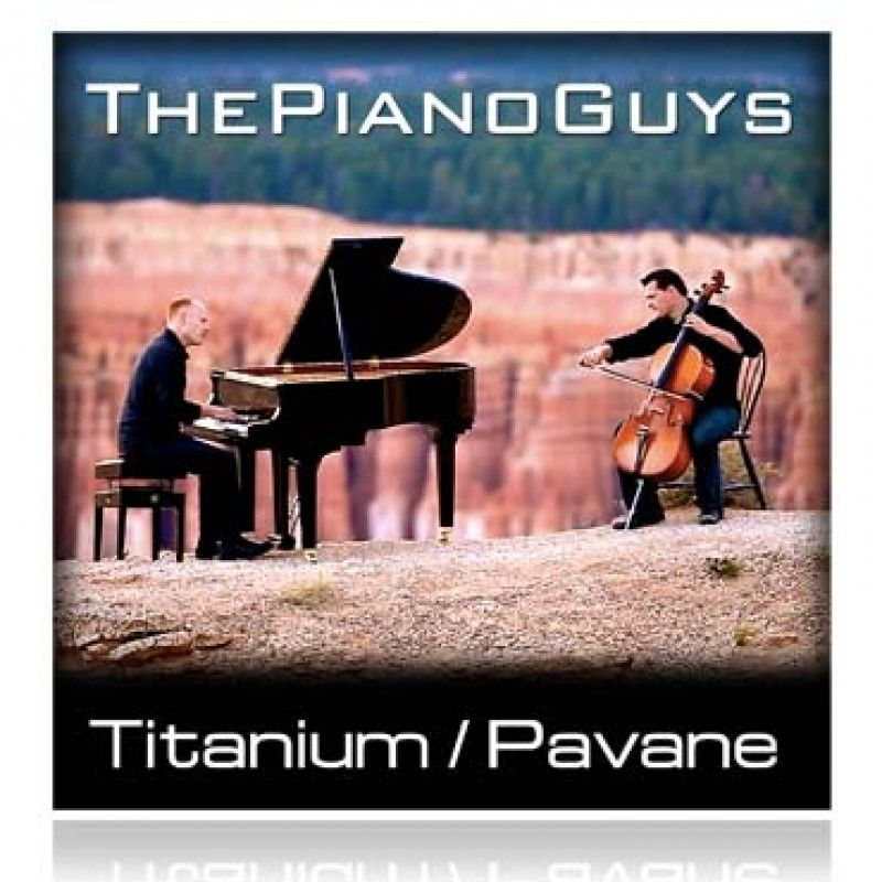 Download The Piano Guys Titanium Pavane For Free Via Freegal DPPL Card Required