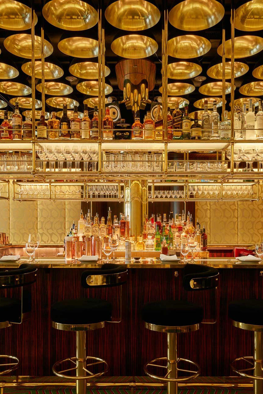 The most beautiful restaurants in London | Luxury bar ...
