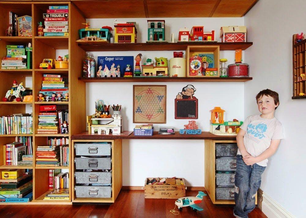 Toy Room Storage Ideas Australia Easy