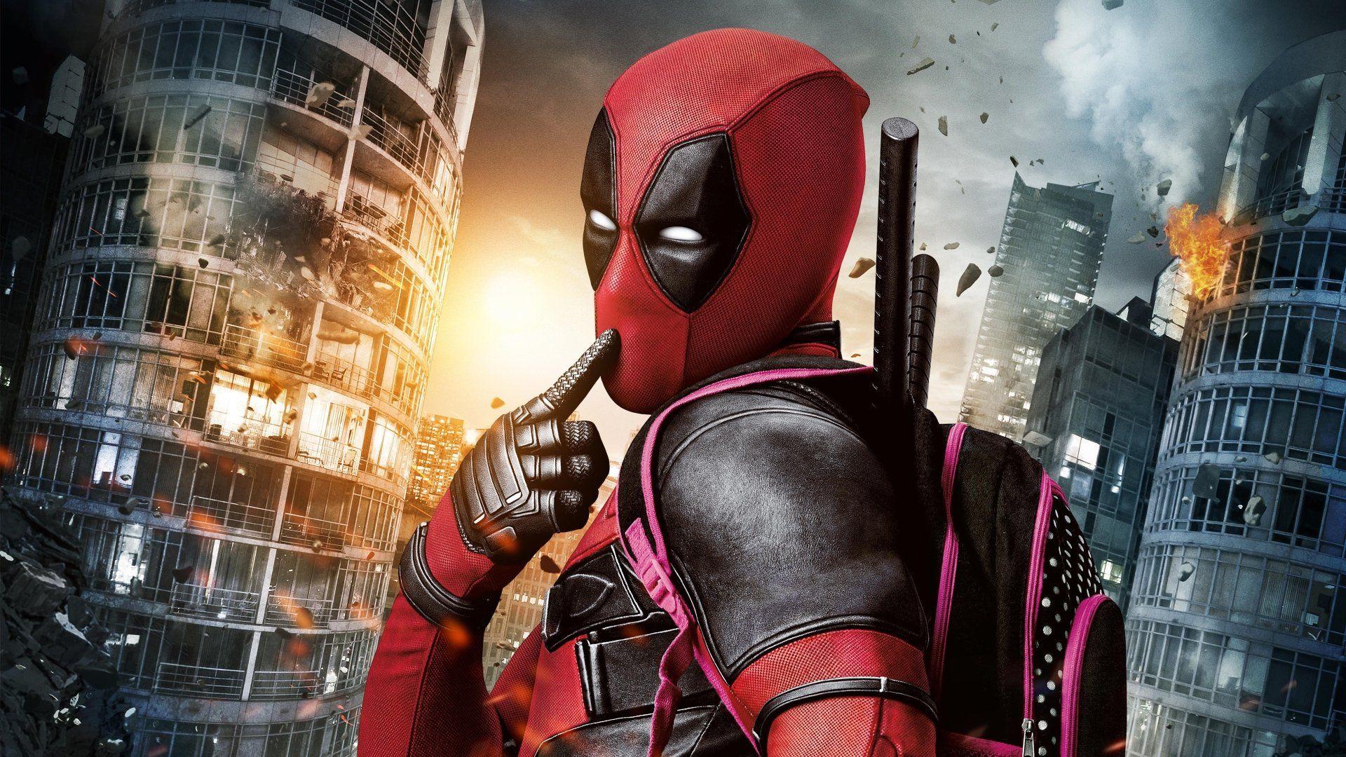 Fondos De Pantalla Hd Para Celular Marvel Deadpool