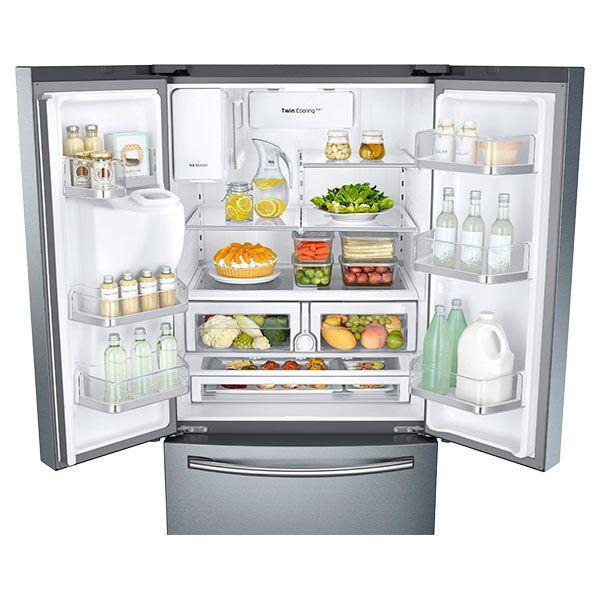 26 Cu Ft 3 Door French Door Refrigerator With Coolselect Pantry