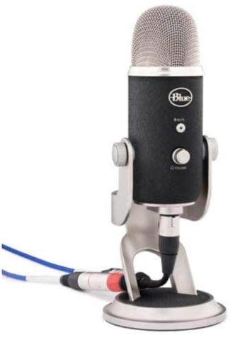 Blue Microphones Yeti Pro Usb Microphone Four Pattern Blue Yeti Pro Blue Microphones Usb Microphone