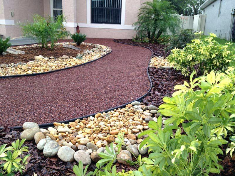 Small Backyard Landscaping Ideas No Grass