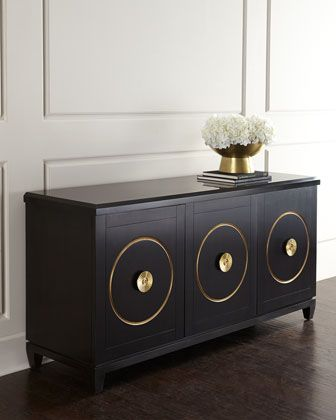 Mathis Console at Horchow.