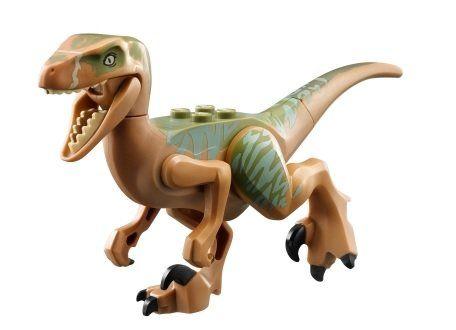 Lego Jurassic World Raptor Echo Jurassicworld Jurassicpark4