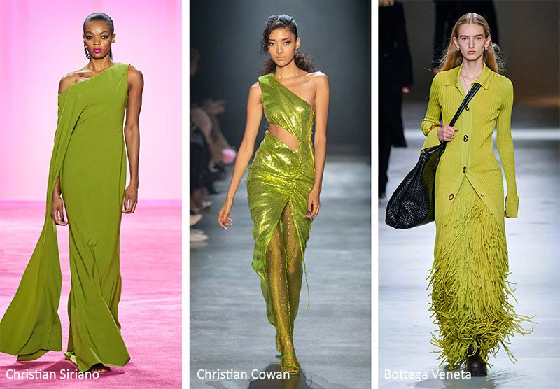 Fall/ Winter 20202021 Color Trends in 2020 Color trends