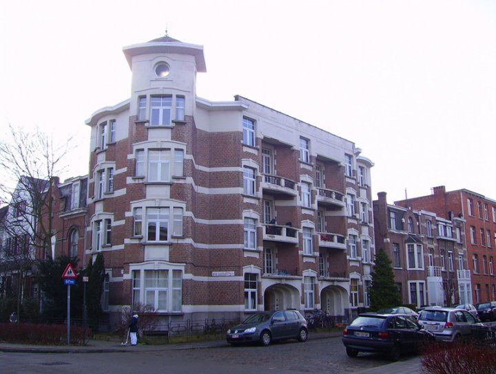 Elisabethlaan in Antwerpen, Antwerpen