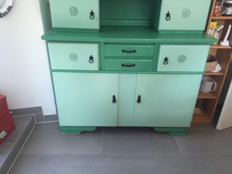 Shabby Küchenschrank in grün in Rheinland-Pfalz - Bad Ems eBay - Ebay Kleinanzeigen Küchenschrank