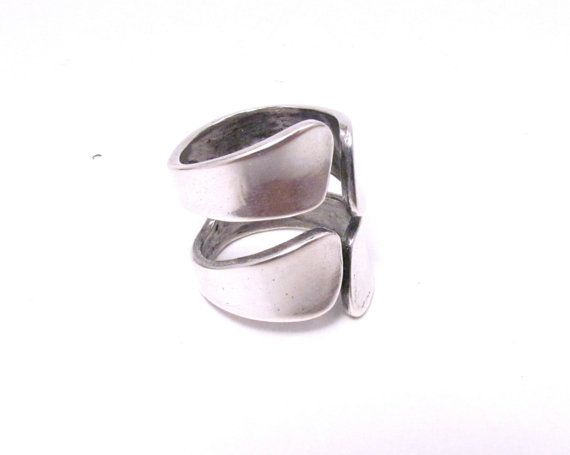 Silver Vertebrae Ring by WearKatherineLincoln on Etsy