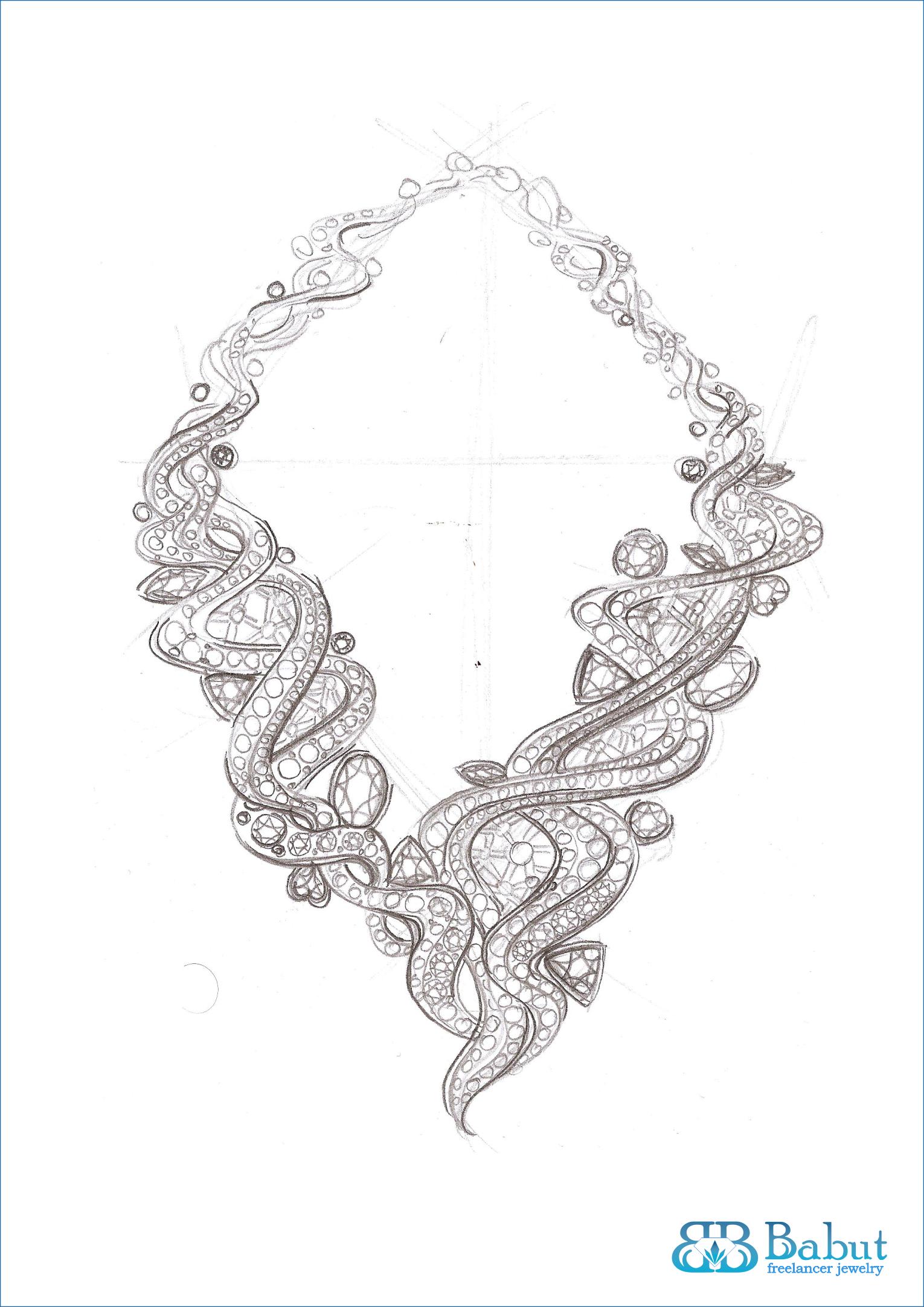 sketches design jewelry | JEWELRY SKETCH | Pinterest ...