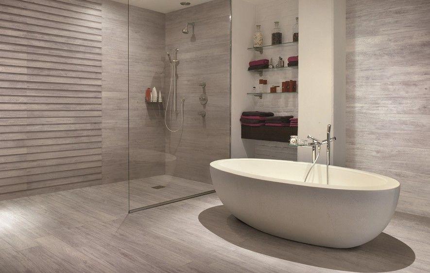 C ramique effet bois gris recherche google home for Carrelage imitation bois pour salle de bain