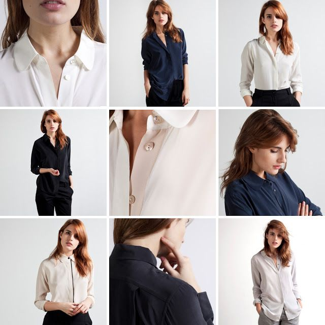 7bc7cab6abfa A CUP OF JO  Everlane silk blouses