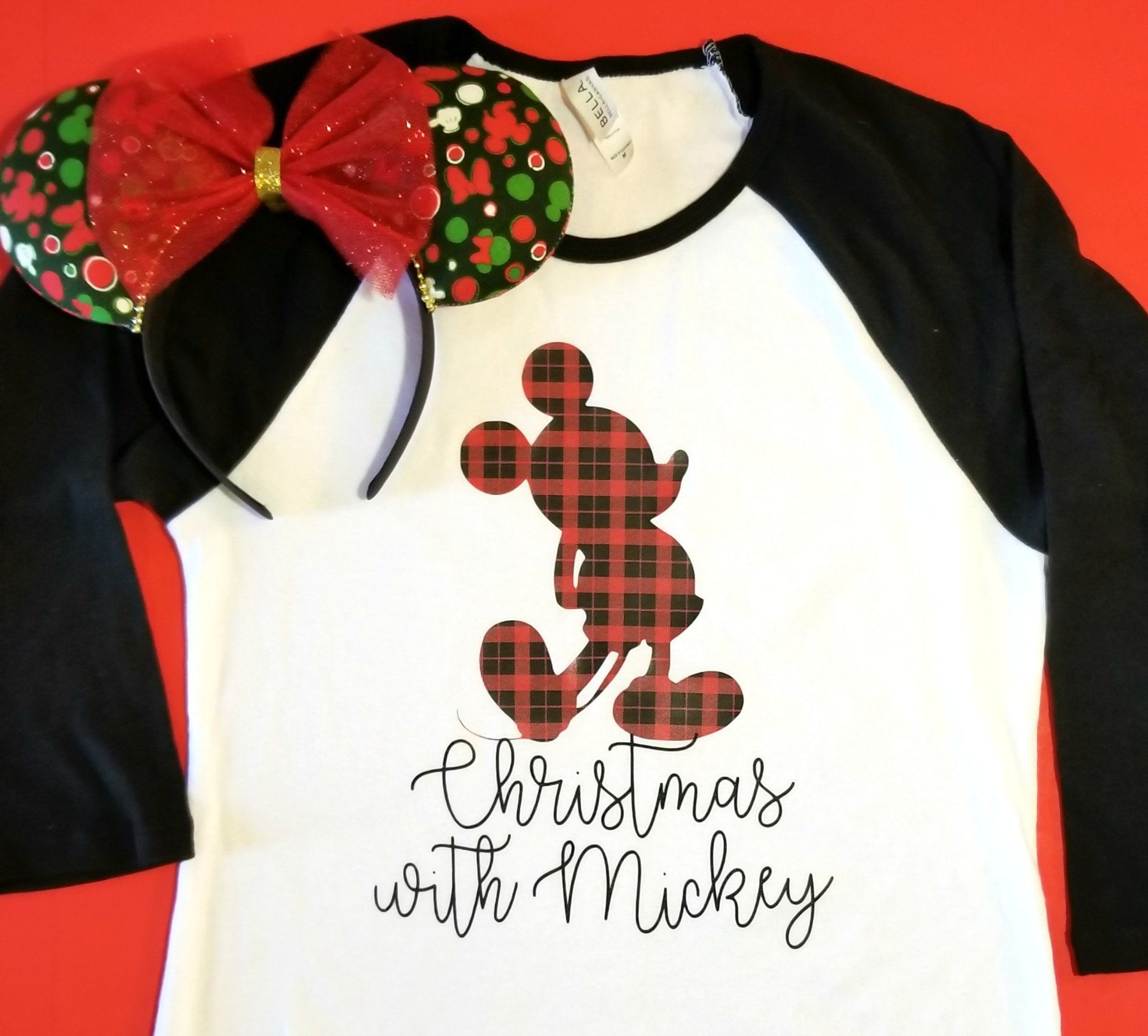 mickey mouse christmas shirts for adults - Christmas Clothes For Adults