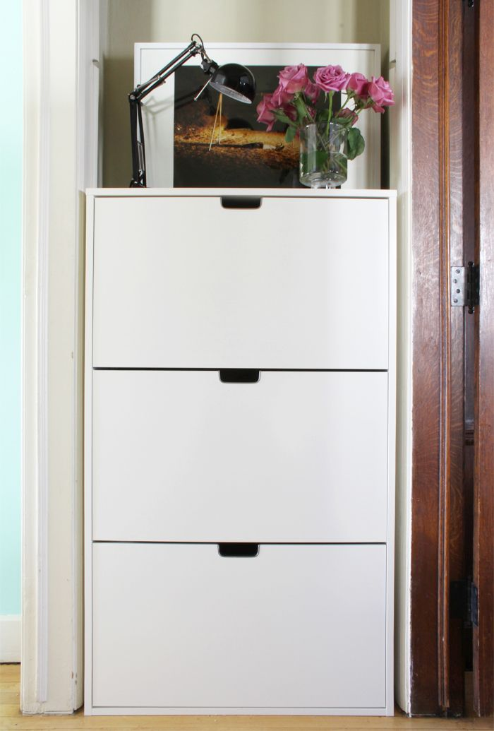 Shoe Storage - Ikea Stall shoe cabinet | Interiors | Pinterest ...