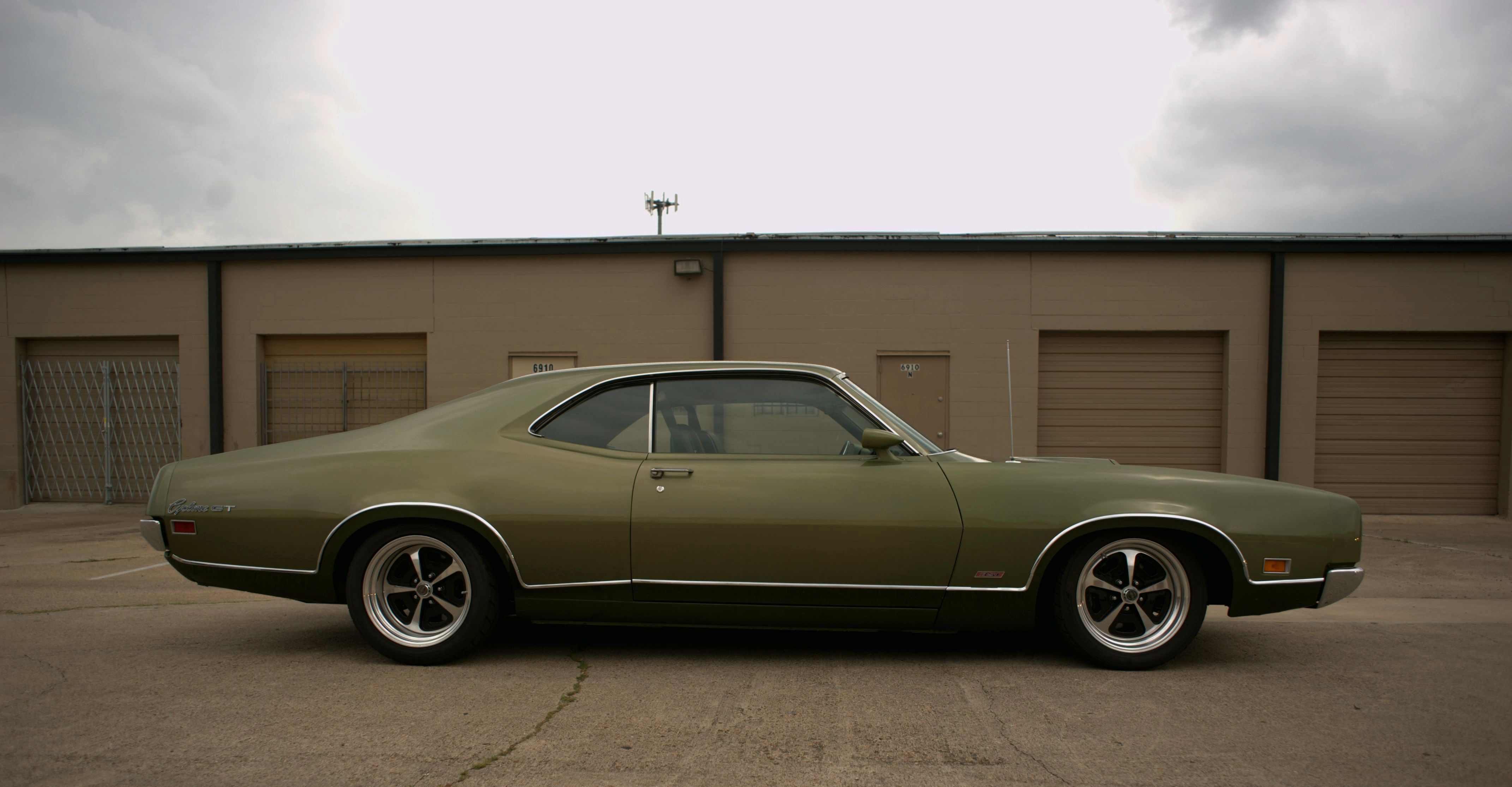 1970 Cyclone Profile Classic Cars Pinterest Hot And Ford Police Car