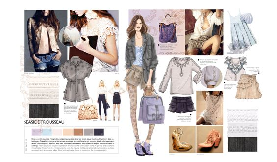 Promostyl - Casual trend book   Art & illustration ...