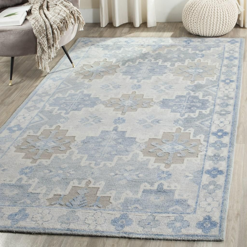 Rug Pso513a Paseo Area Rugs By Safavieh Blue Wool Rugs Blue Area Rugs Area Rugs Blue wool area rugs