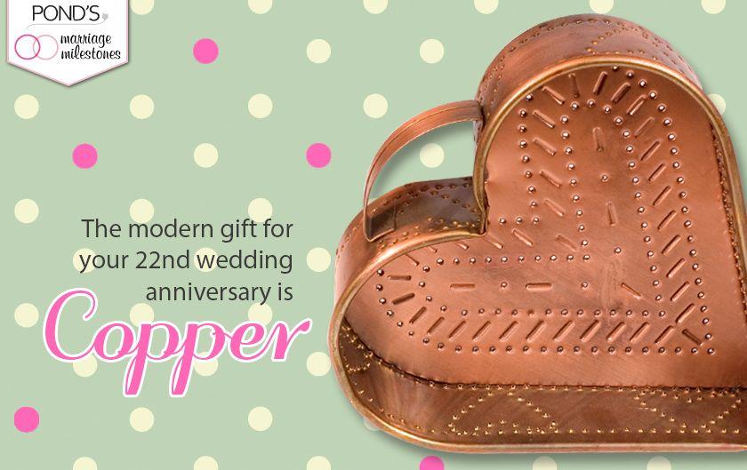 22nd Wedding Anniversary Gift Ideas: Twenty-second #Wedding #Anniversary