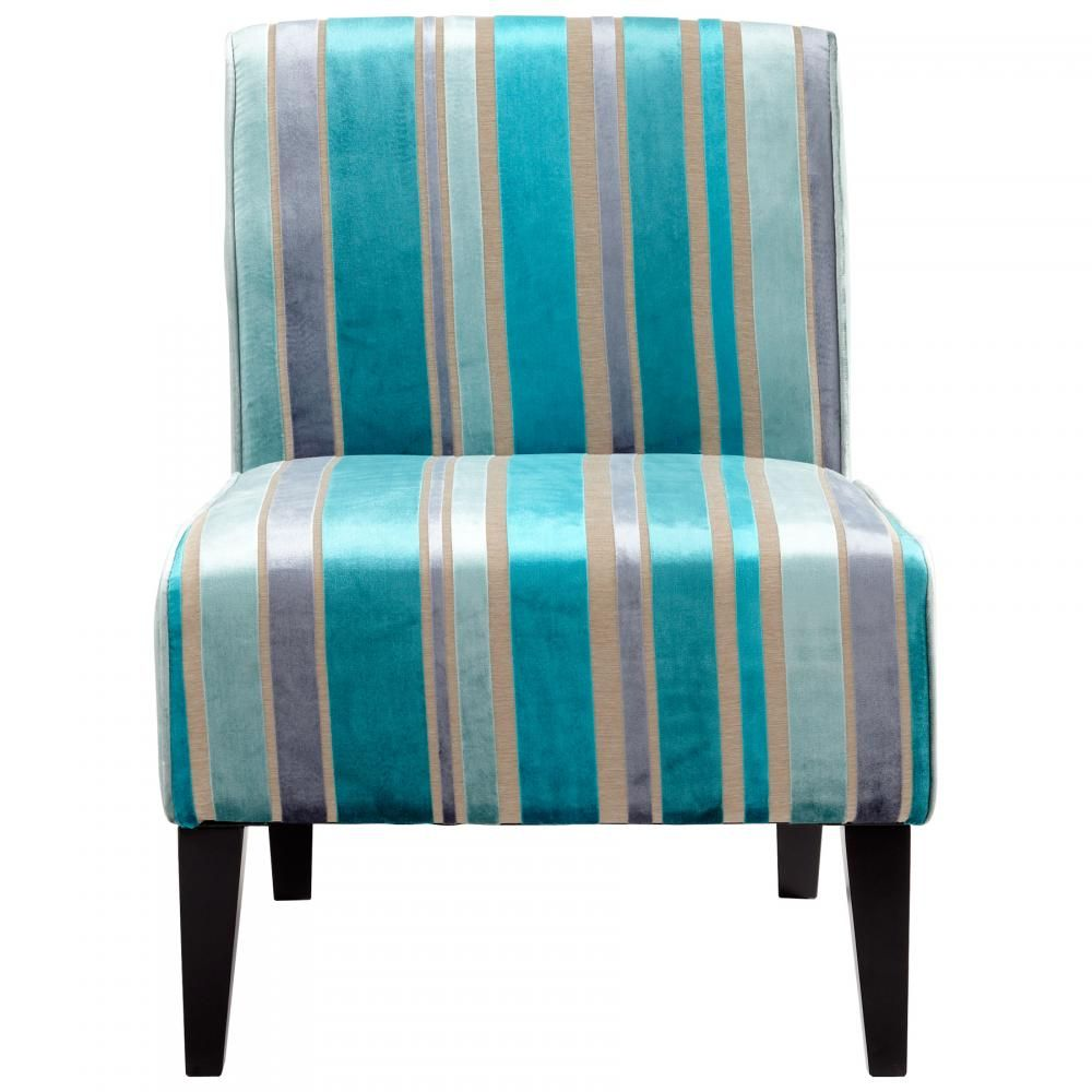 Best Cyan Designs Turquoise Blue Ms Stripy Blu Chair With 640 x 480