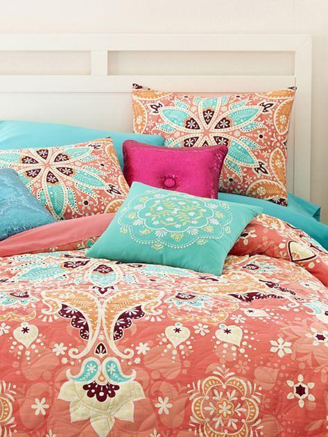 Seventeen Kaleidoscope Comforter Set Jcpenney Comforter Sets