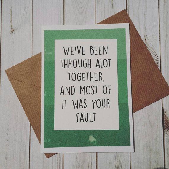 Yep httpsetsyuklisting264406811funny valentines yep httpsetsyuklisting funny valentines cardsvalentines daycraft cardsoffensive birthday m4hsunfo