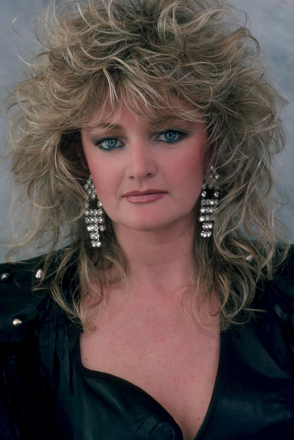Picture Of Bonnie Tyler Bonnie Tyler Haircuts For Long Hair