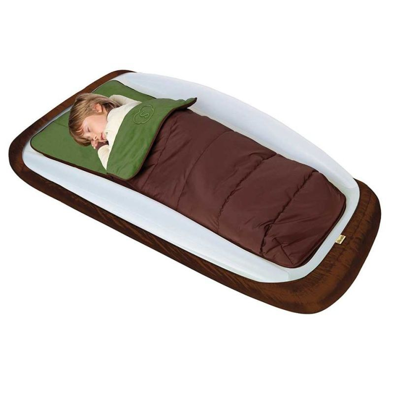 The Shrunks Outdoor Inflatable Baby Travel Bed Set ...
