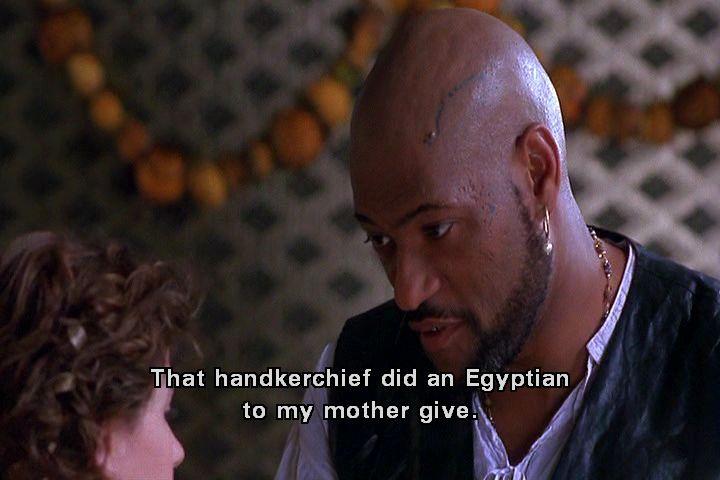Symbol Handkerchief Othello Offering Desdemona His Handkerchief Is
