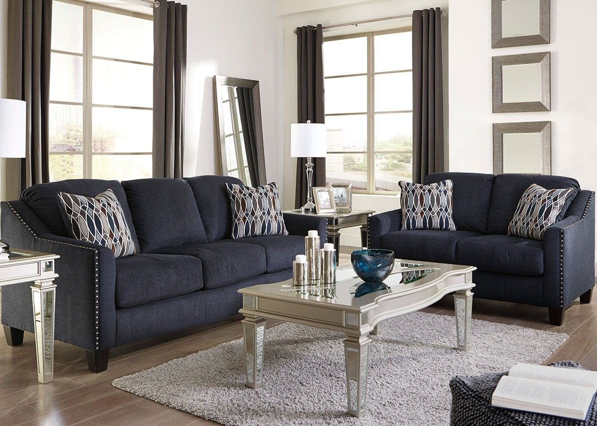 Klein 2 Pc Sleeper Living Room The Roomplace In 2020 Leather Living Room Set Modern Couches Living Room Sofa Set #sleeper #living #room #sets
