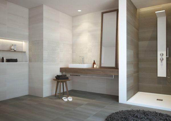 Carrelage Cromatic ARGENTA CERAMICA TANGUY Matériaux Salle de - faience ardoise salle de bain