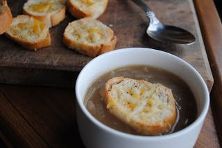 Sopa de cebollas   Cookie Sundays
