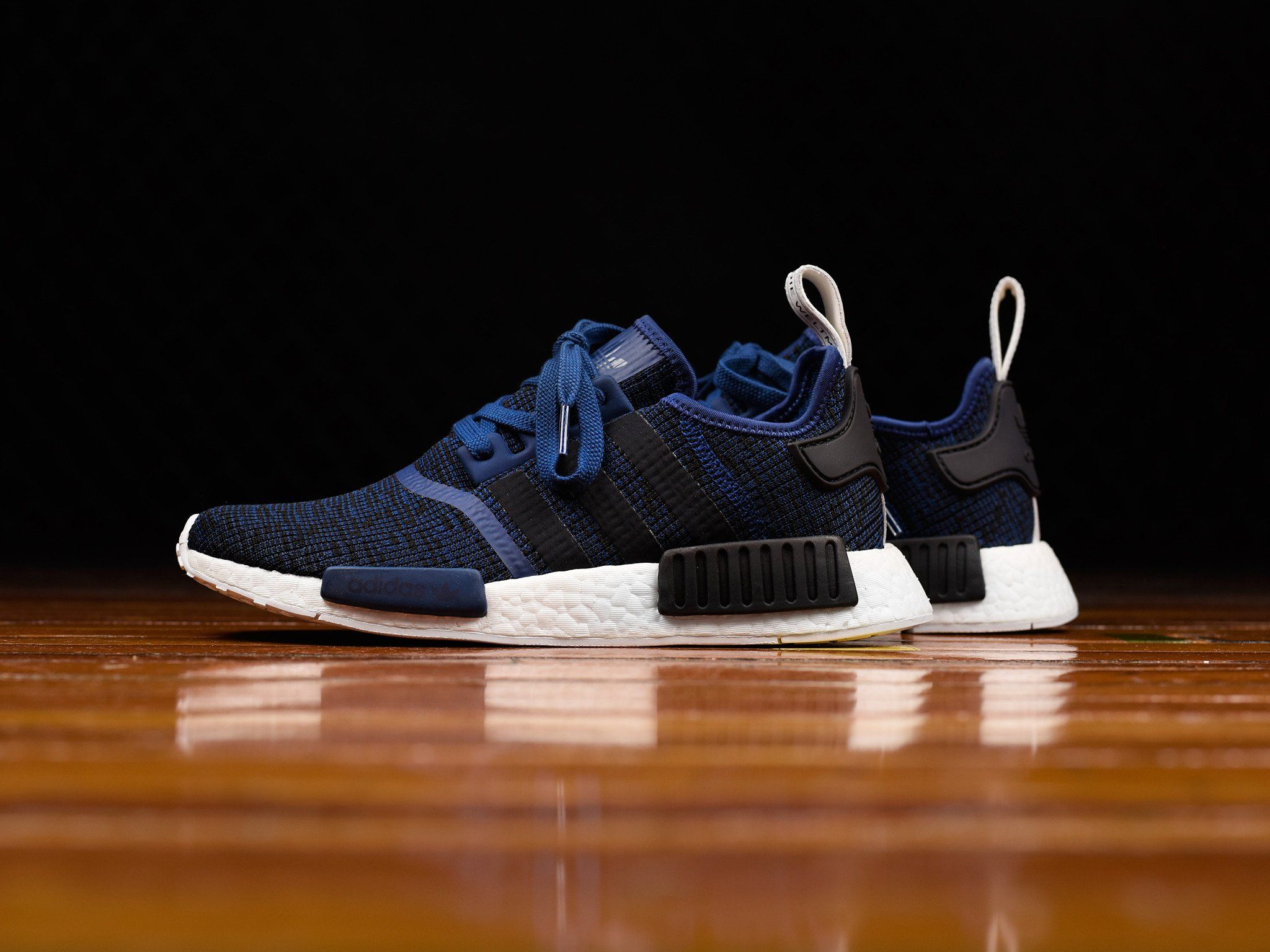 Hombre adidas NMD 12639 [by2775] R1 misterio azul [by2775 NMD