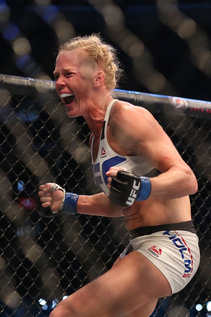 Ronda Rousey Knockout